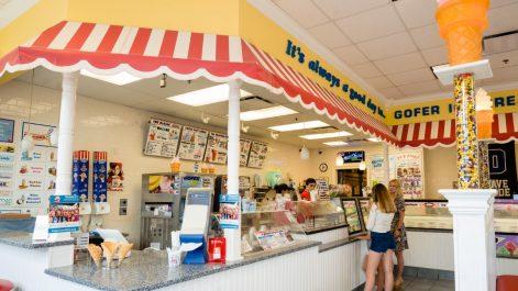 Ice Cream, Franchise, Profit